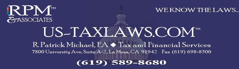 US-TaxLaws