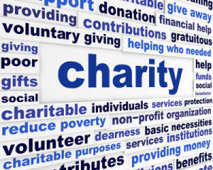 Types of charity